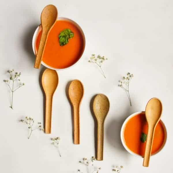 stroodles edible spoons